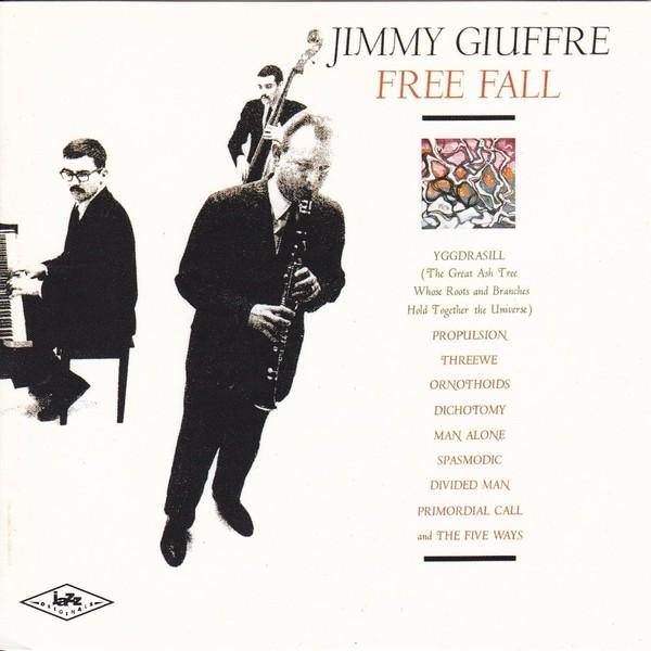 Copertina Disco Vinile 33 giri Free Fall di Jimmy Giuffre
