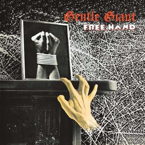 Copertina Disco Vinile 33 giri Free Hand di Gentle Giant