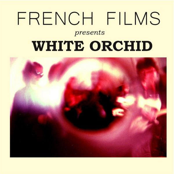 Copertina Disco Vinile 33 giri White Orchid di French Films
