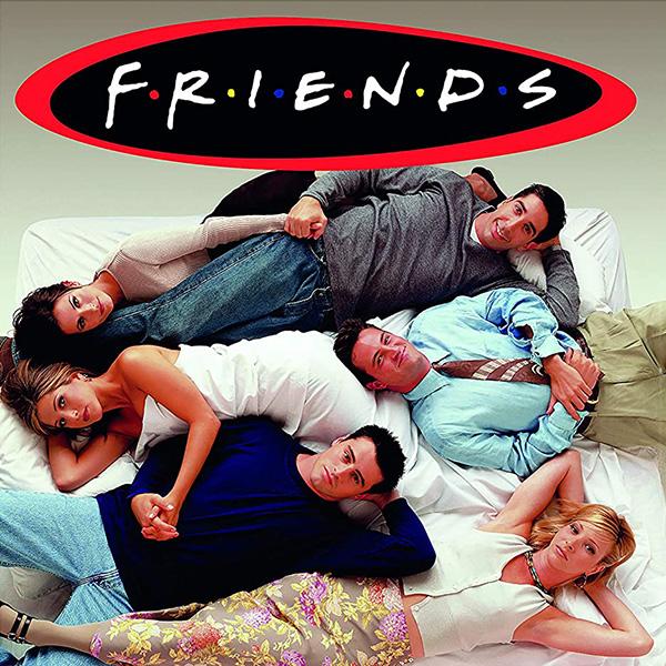 Copertina Vinile 33 giri Friends [Soundtrack 2xLP] di Acquista il Doppio Vinile Nuovo OnLine