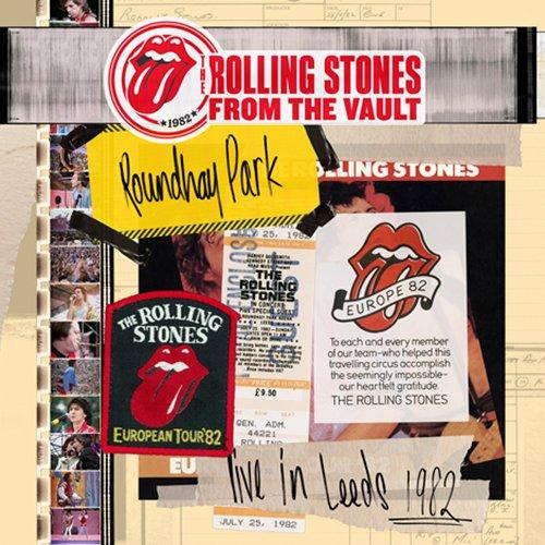 Copertina Disco Vinile 33 giri Live in Leeds 1982 [3xLP + DVD] di The Rolling Stones