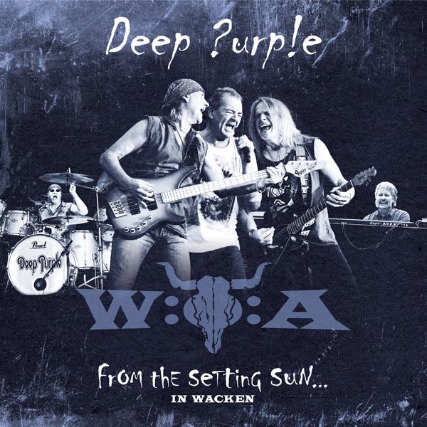 Copertina Disco Vinile 33 giri From the setting sun.. (in Wacken) [3 LP] di Deep Purple