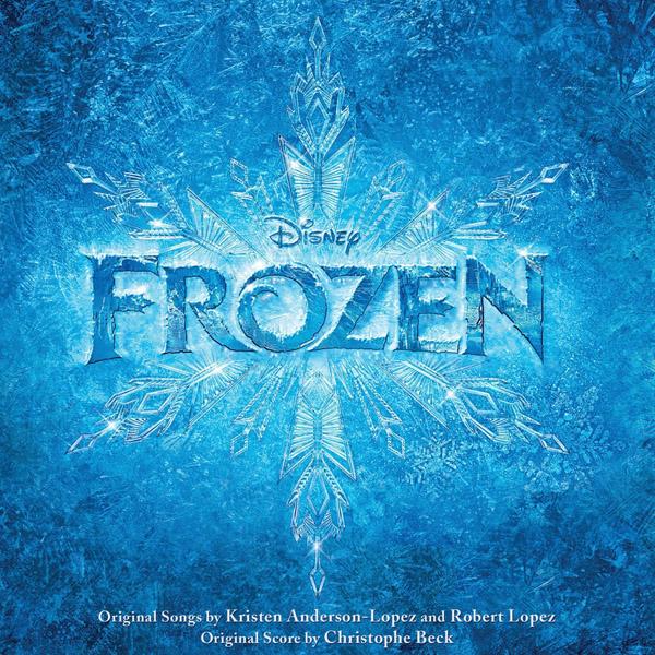 Copertina Disco Vinile 33 giri Frozen [Cofanetto 3 LP] di risten Anderson-Lopez & Robert Lopez