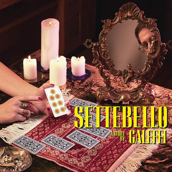 Copertina Vinile 33 giri Settebello di Galeffi