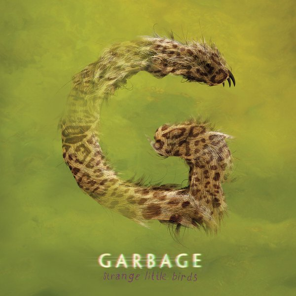 Copertina Disco Vinile 33 giri Strange Little Birds [2 LP] di Garbage
