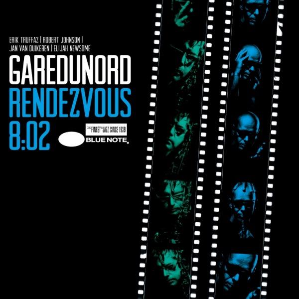 Copertina Disco Vinile 33 giri Rendezvous 8:02  di Gare Du Nord
