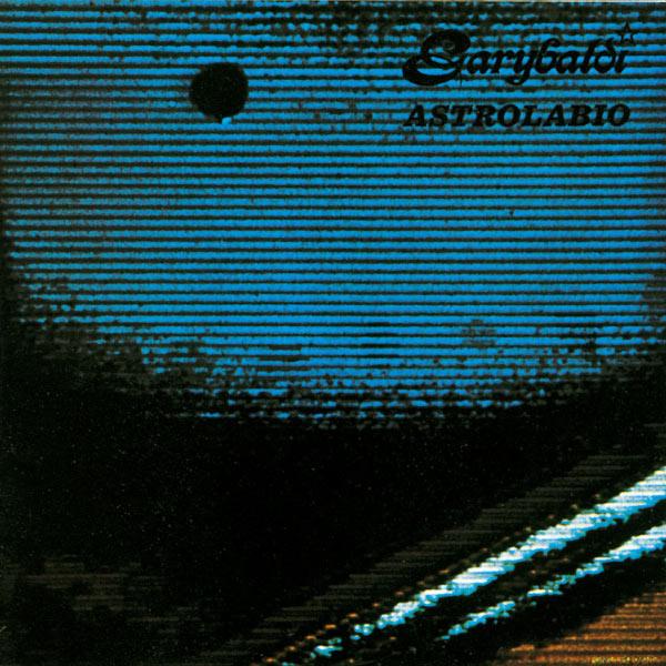 Copertina Disco Vinile 33 giri Astrolabio di Garybaldi