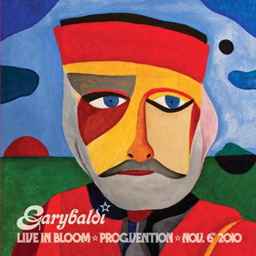 Copertina Disco Vinile 33 giri Live in Bloom Progvention di Garybaldi