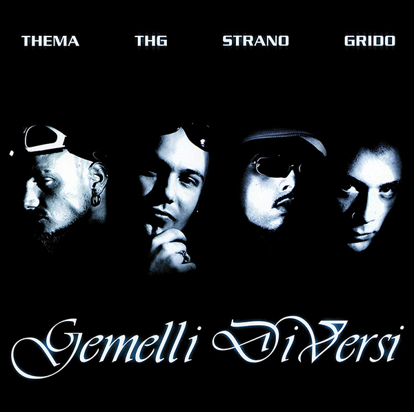 Copertina Vinile 33 giri Gemelli Diversi [2 LP] di Gemelli Diversi