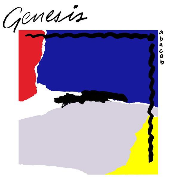 Copertina Disco Vinile 33 giri Abacab di Genesis