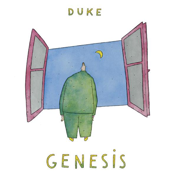 Copertina Disco Vinile 33 giri Duke di Genesis