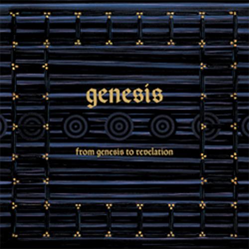 Copertina Disco Vinile 33 giri From Genesis to Revelation  di Genesis