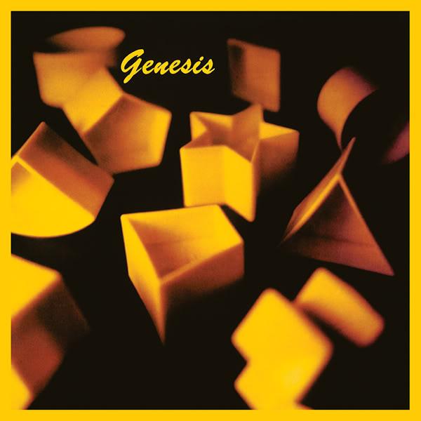Copertina Disco Vinile 33 giri Genesis di Genesis