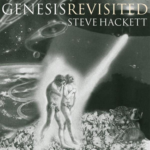 Copertina Disco Vinile 33 giri Genesis Revisited [2LP + CD] di Steve Hackett