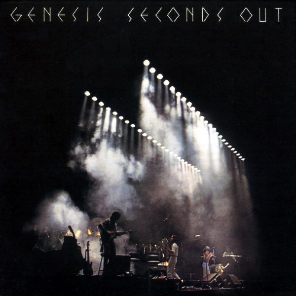 Copertina Disco Vinile 33 giri Seconds Out [2 LP] di Genesis