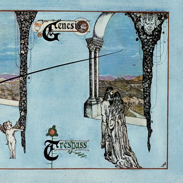 Copertina Disco Vinile 33 giri Trespass  di Genesis