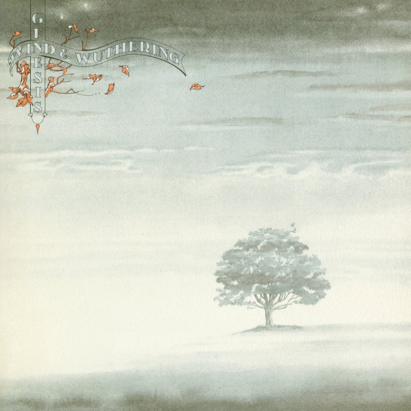 Copertina Disco Vinile 33 giri Wind & Wuthering di Genesis