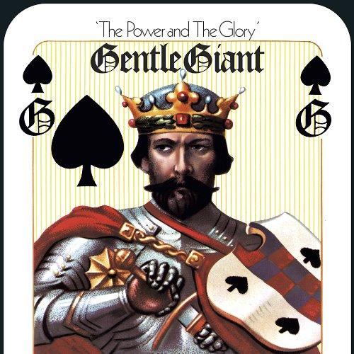 Copertina Disco Vinile 33 giri The Power and the Glory di Gentle Giant