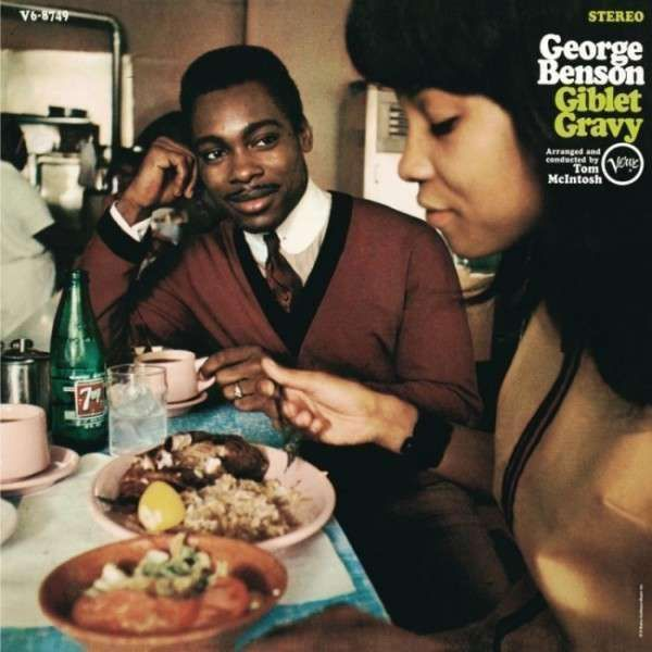 Copertina Disco Vinile 33 giri Giblet Gravy di George Benson