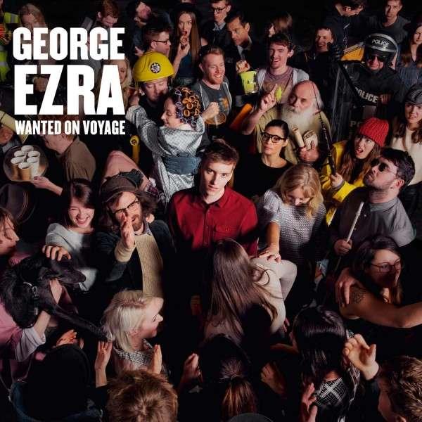 Copertina Disco Vinile 33 giri Wanted on Voyage [LP + CD] di George Ezra