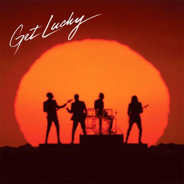 Copertina Disco Vinile 33 giri Get Lucky [Singolo Maxi 180Grammi] di Daft Punk