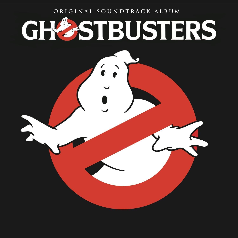 Copertina Disco Vinile 33 giri Ghostbusters [Soundtrack LP] di Artisti Vari
