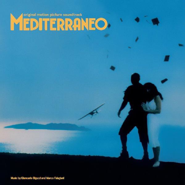 Copertina Disco Vinile 33 giri Mediterraneo [Soundtrack LP] di Giancarlo Bigazzi