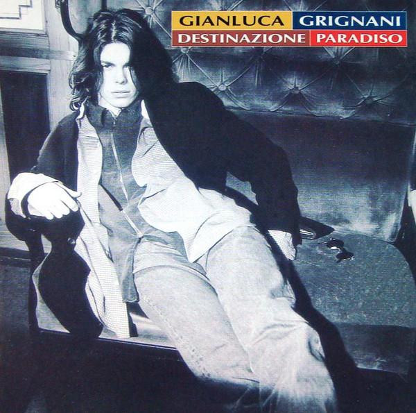 Copertina Vinile 33 giri Destinazione Paradiso [2 LP] di Gianluca Grignani