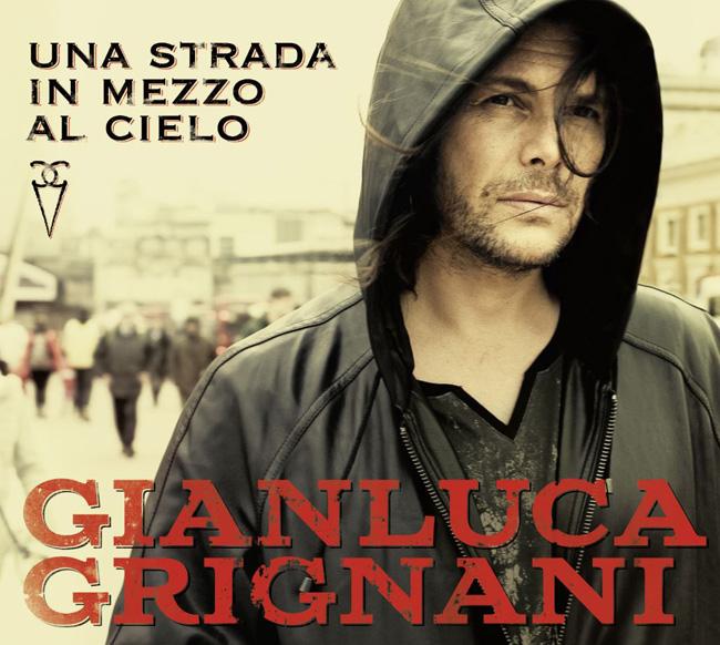 Copertina Disco Vinile 33 giri Una Strada in Mezzo al Cielo [2 LP] di Gianluca Grignani