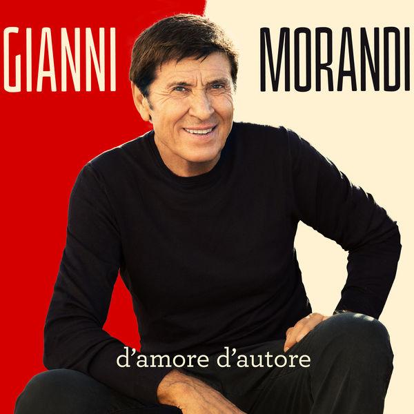 Copertina Vinile 33 giri D'Amore d'Autore di Gianni Morandi