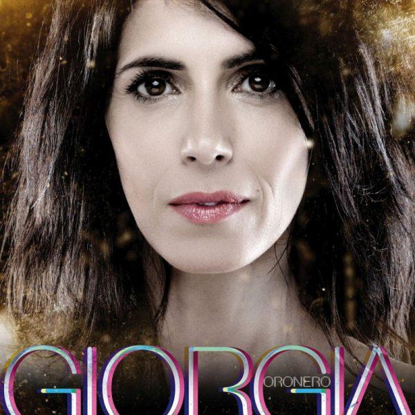 Copertina Disco Vinile 33 giri Oronero di Giorgia