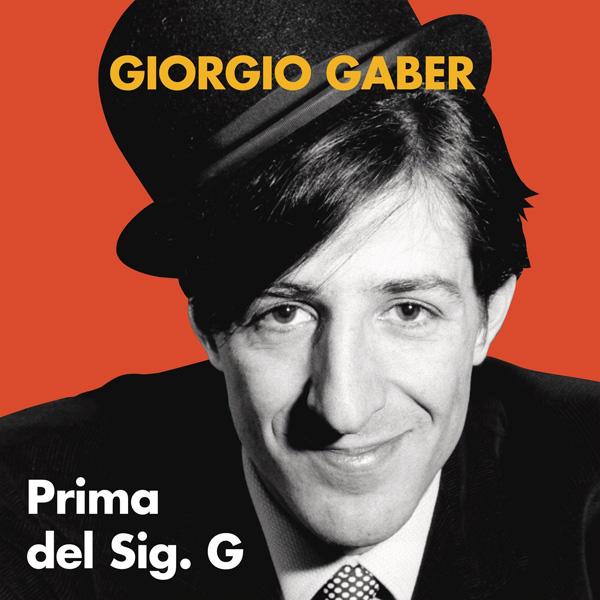 Copertina Vinile 33 giri Prima del Sig. G di Giorgio Gaber