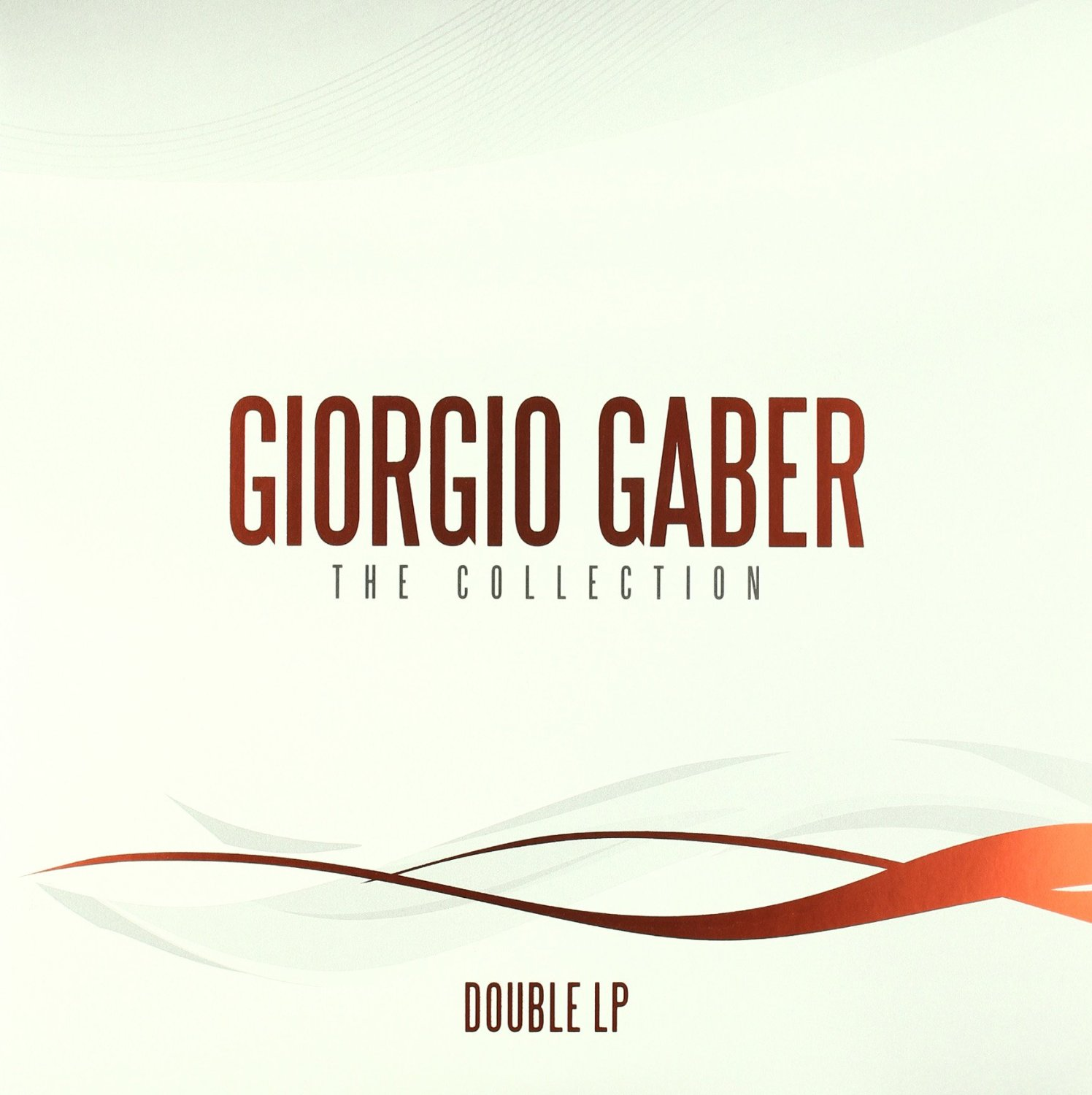 Copertina Disco Vinile 33 giri The Collection [2 LP] di Giorgio Gaber