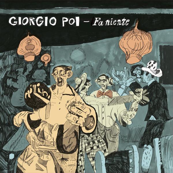 Copertina Vinile 33 giri Fa Niente di Giorgio Poi
