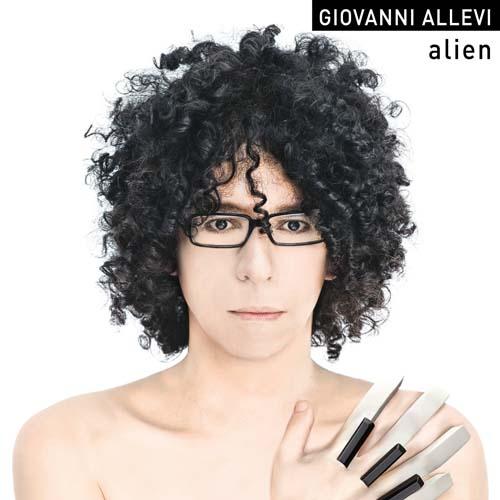 Copertina Disco Vinile 33 giri Alien [2 LP] di Giovanni Allevi