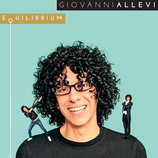 Copertina Vinile 33 giri Equilibrium [2 LP] di Giovanni Allevi