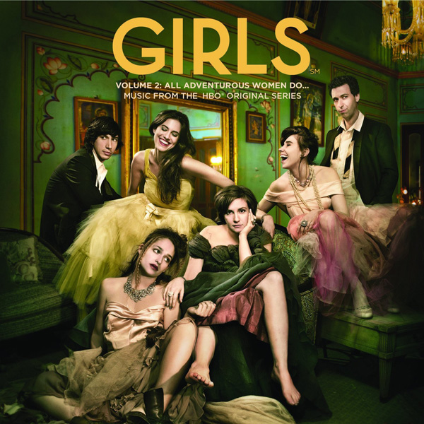 Copertina Disco Vinile 33 giri Girls Volume 2 [Soundtrack LP]