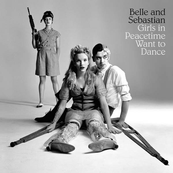 Copertina Disco Vinile 33 giri Girls in Peacetime Want to Dance [Cofanetto 4xLP] di Belle & Sebastian