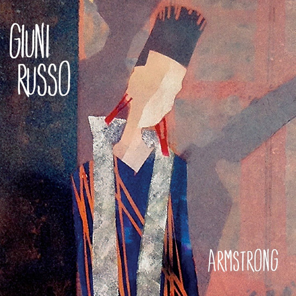 Copertina Vinile 33 giri Armstrong di Giuni Russo