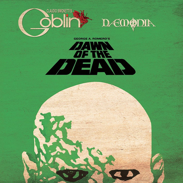 Copertina Vinile 33 giri Dawn of the Dead 