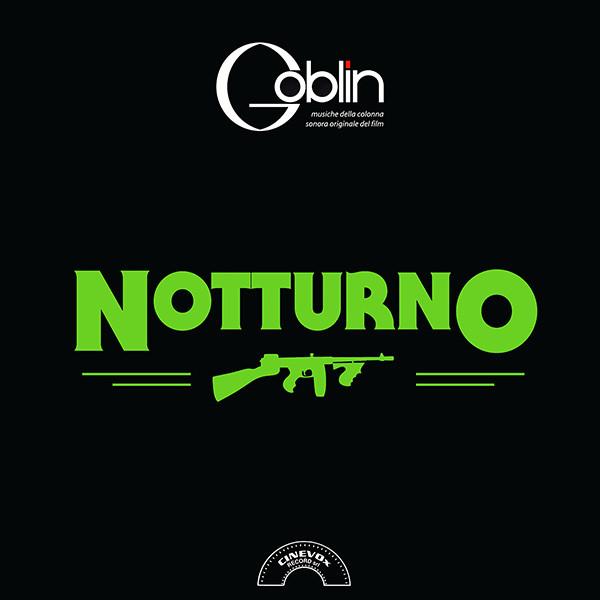 Copertina Vinile 33 giri Notturno  [Soundtrack LP] di Goblin
