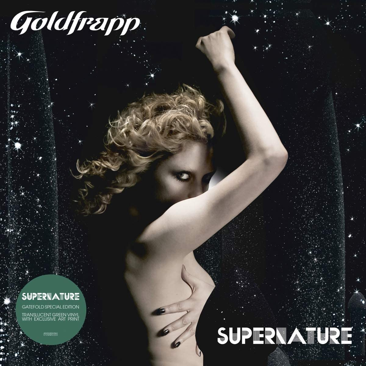 Copertina Vinile 33 giri Supernature di Goldfrapp