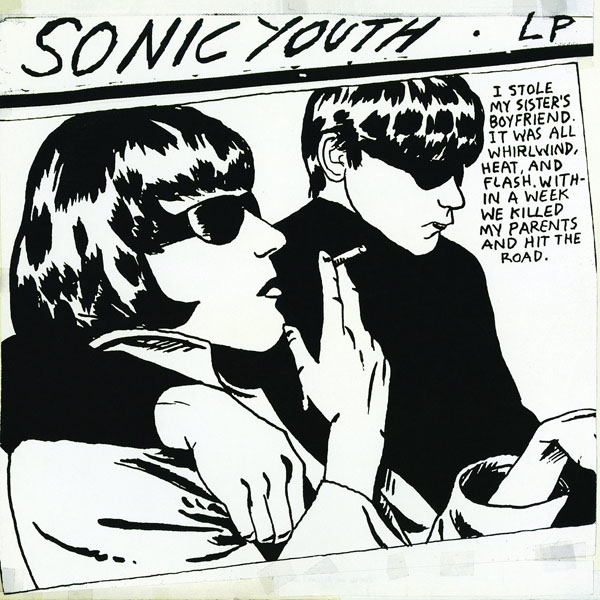 Copertina Disco Vinile 33 giri Goo  di Sonic Youth