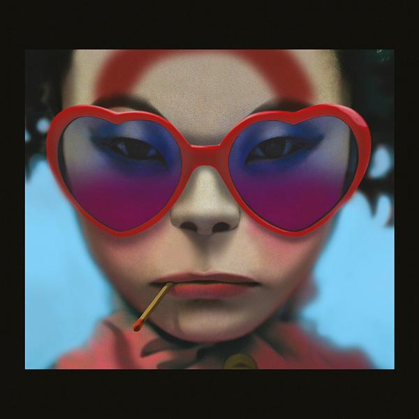 Copertina Vinile 33 giri Humanz [2 LP] di Gorillaz