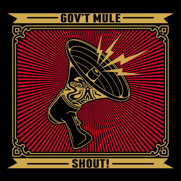 Copertina Disco Vinile 33 giri Shout! [4 LP] di Gov't Mule