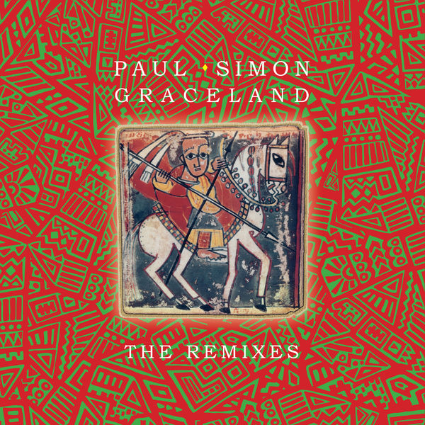 Copertina Vinile 33 giri Graceland - The Remixes [2 LP] di Paul Simon