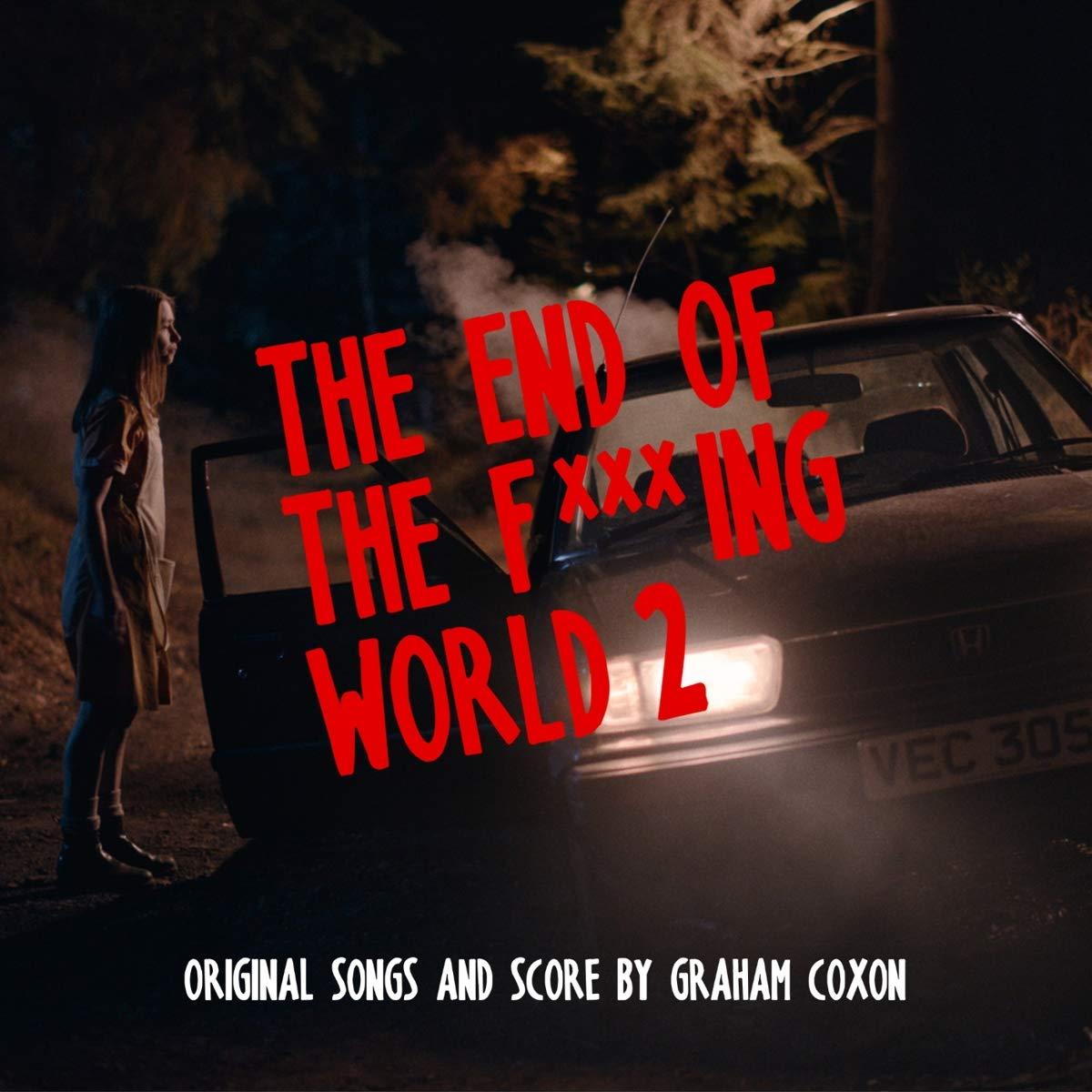 Copertina Vinile 33 giri The End of The F***ing World [Soundtrack 2xLP] di Graham Coxon