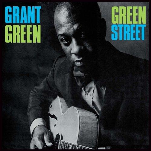 Copertina Disco Vinile 33 giri Green Street di Grant Green