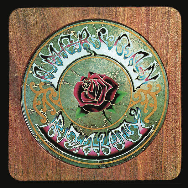 Copertina Vinile 33 giri American Beauty di Grateful Dead