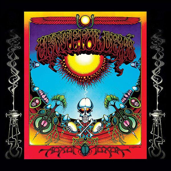 Copertina Vinile 33 giri Aoxomoxoa di Grateful Dead